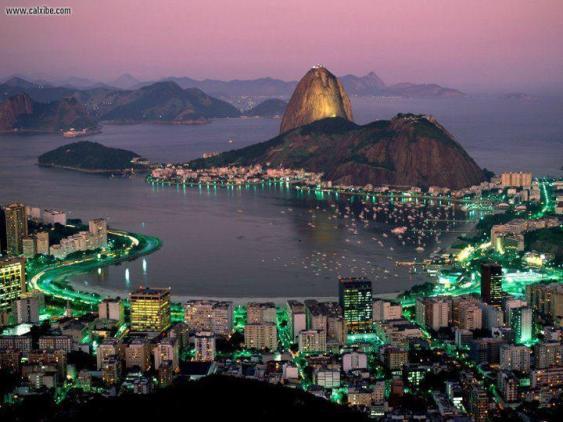 The beautiful image of Rio that caught my eye (c) Original copyright, Calxibe.com