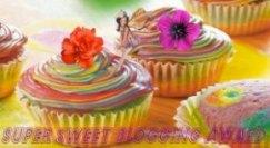 Super Sweet Blogging Award - May 2013