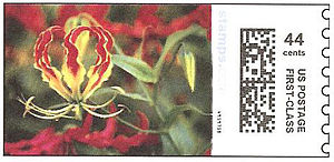 "English: 2010-6-11Tamils for Obama, a US-based Tamil activist organization, is releasing a first-class postage stamp ($0.44) for use with letters posted within the United States. ""U.S. Postal Service (USPS) recently decided to allow American citizens to design and market their own postage stamps. We decided make use of this opportunity to show respect to the Tamils who have suffered destruction to life and property in Sri Lanka,"" (Photo credit: Wikipedia)"