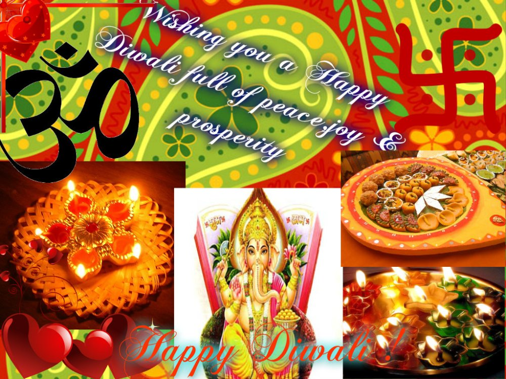 WALLPAPER: Diwali 2013/2070 (1/3)