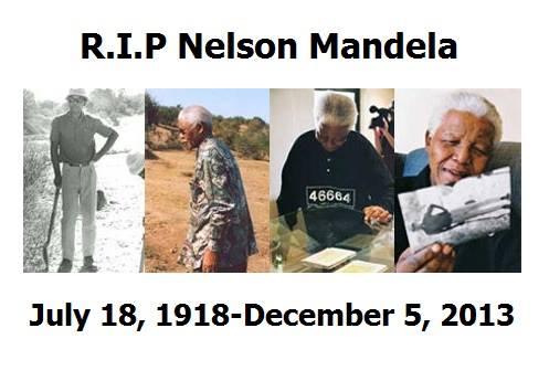 MADIBA: A tribute to Nelson Mandela 1918-2013 (1/6)