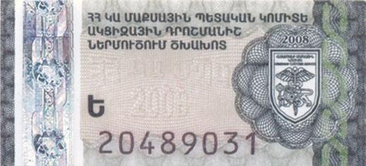 ARMENIA-2008-import