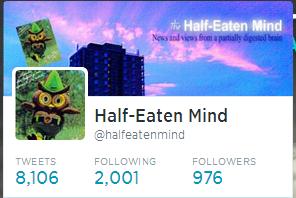 (c) Half-Eaten Mind/Twitter