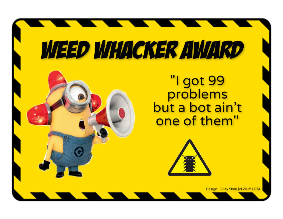 TWITTER WEED WHACKERS: Solving the bot crisis with SM Cadman (4/6)